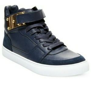 Madden Girl Adorree High Top Sneakers